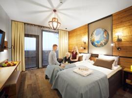 Hotel Aateli, отель в Вуокатти