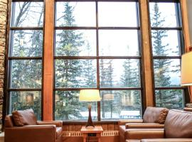 Lake Louise Inn, hotel in Lake Louise