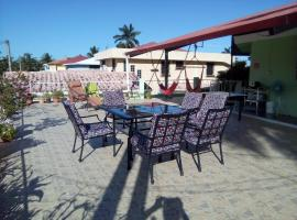 The Red Hut Inn, hotel near Philip S. W. Goldson International Airport - BZE, Belize City