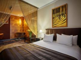 Арт-Отель, отель рядом с аэропортом Международный аэропорт Сургут - SGC в Сургуте