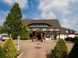 Ringhotel Germanenhof, hotel in Sandebeck