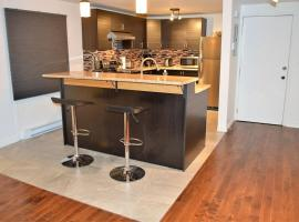 BnbEra - The Rock Apartment, budget hotel in Montreal