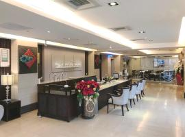 Unique Hotel, hotel in Hualien City