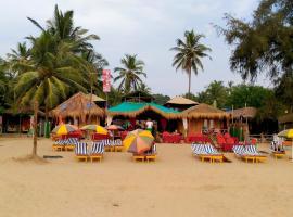 DucknChill-Agonda, luxury tent in Agonda