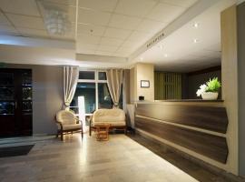 Hotel Miramar – hotel w mieście Sopot