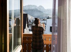 Willa Malinowa, hotel in Zakopane