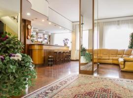 Hotel Mantegna, hotell i Mantova