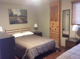 Madawaska Lodge, hotel in Madawaska