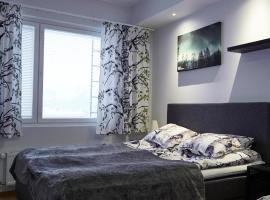 Arctic Oasis Apartments, huoneisto Rovaniemellä