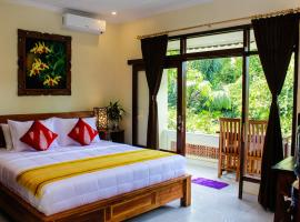Manwarsa Guest House, homestay in Ubud