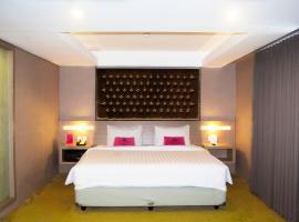 The Vasini Hotel, hotel in Denpasar