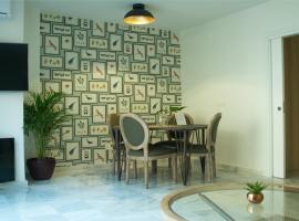 Beach & Center Premiun, self-catering accommodation in Málaga