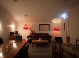 Mjóanes accommodation, guest house in Hallormsstaður