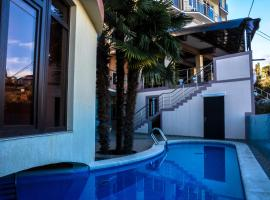 Antika Hotel, hotel with pools in Sochi