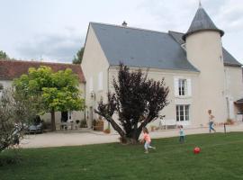 Manoir le Bout du Pont, country house in Huisseau-sur-Cosson