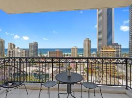 Chevron Renaissance Ocean View, apartment in Gold Coast