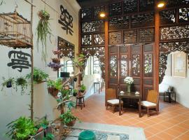 Carnarvon House, B&B in George Town