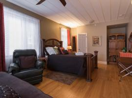 Acacias Bed & Breakfast, budget hotel in Quebec City