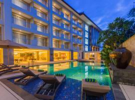 Best Western Kamala Jimbaran, отель в Джимбаране