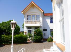 Pension Mittag, guest house in Heringsdorf