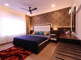 Sree Bhadra Residency, accessible hotel in Guruvāyūr