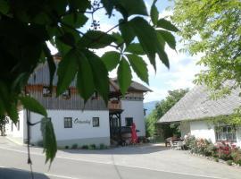 Ortnerhof Ennstal, Hotel in der Nähe von: Schloss Trautenfels, Aigen im Ennstal