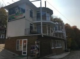Green House Guest House, hotel in Khamyshki