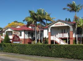 Lismore Wilson Motel, hotel near Lismore Airport - LSY,