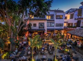 Nobu Hotel Marbella, отель в городе Марбелья