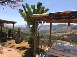 Hotel Pousada Shangri-la, hotel em Serra Negra