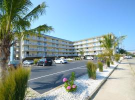 Coastal Palms Inn and Suites, motel in Ocean City