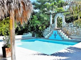 Hacienda Hotel Santo Domingo, hôtel à Izamal