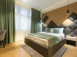 Capital Hotel Garni, hotel u Beogradu