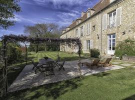 Chambres d'hôtes de Parseval, bed and breakfast en Senlis