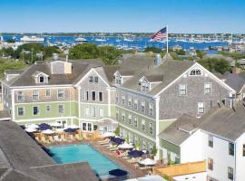 The Nantucket Hotel & Resort, hotel near Nantucket Memorial Airport - ACK, Nantucket