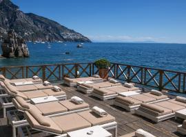 Hotel Le Agavi, hotel en Positano