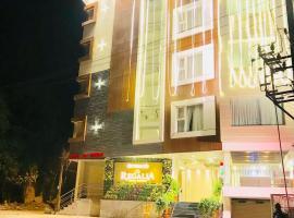 REGALIA INN &SUITES, accessible hotel in Mysore