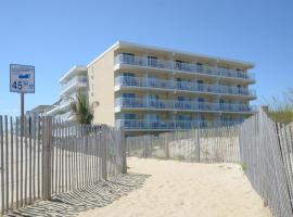 Atlantic Oceanfront Inn, hotel in Ocean City