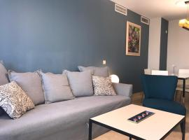 Apartamento Paseo Marítimo Antonio Banderas, hotel near Trade Fair and Congress Center of Malaga, Málaga