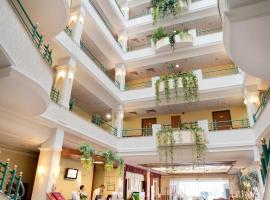 Palace Hotel Hévíz, hotel v destinaci Hévíz