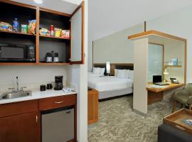 SpringHill Suites by Marriott Madera, hotel in Madera