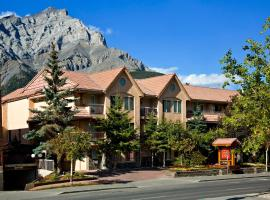 Red Carpet Inn, hotel in Banff