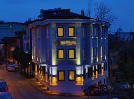 Katelya Hotel, бутик-отель в Стамбуле