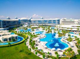 Sueno Hotels Deluxe Belek, отель в Белеке