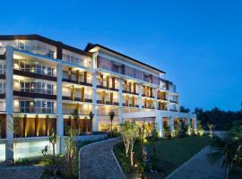 Hotel Santika Premiere Beach Resort Belitung, hotel di Sijuk