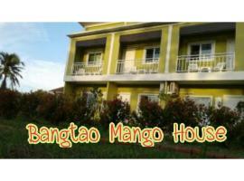 Bangtao Mango House, apartment in Bang Tao Beach