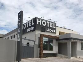 Lider Hotel, hotel in Jataí