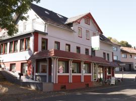 Hotel Ristorante Ätna, hotel in Ulrichstein