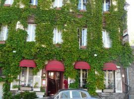 Hotel Henri IV, hotel in Saint-Valery-en-Caux