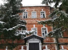 Гостиница Ризоположенская, отель в Суздале